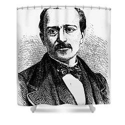 Jean Joseph Etienne Lenoir Shower Curtain by Granger