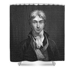 Joseph Turner (1775-1851) Shower Curtain by Granger