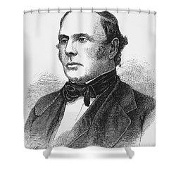 Justo Jose De Urquiza Shower Curtain by Granger