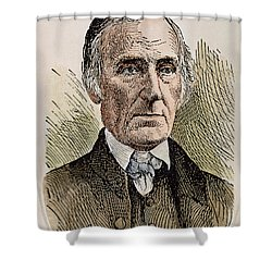 Levi Coffin (1798-1877) Shower Curtain by Granger