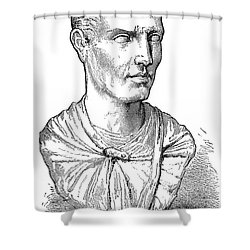 Lucius Licinius Lucullus Shower Curtain by Granger