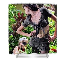 Maui Photo Festival 4 Shower Curtain by Dawn Eshelman
