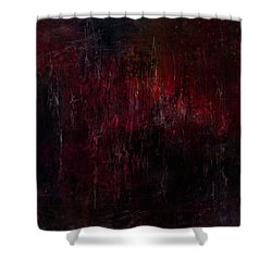 Misunderstood Shower Curtain by Rachel Christine Nowicki