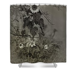 Mother And Child Reunion Shower Curtain by Susan Capuano