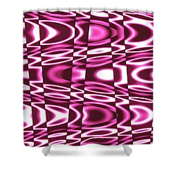 Moveonart Todayinthenews Shower Curtain by Jacob Kanduch