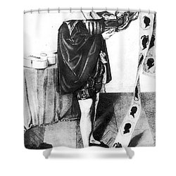 Mozart: Don Giovanni Shower Curtain by Granger