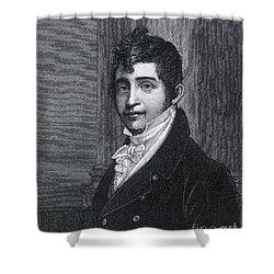 Nathan Appleton (1779-1861) Shower Curtain by Granger