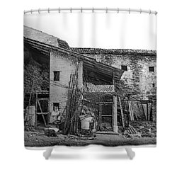 North Italy 4 Shower Curtain by Mauro Celotti