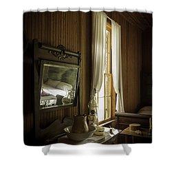 One Woman's Life Shower Curtain by Lynn Palmer