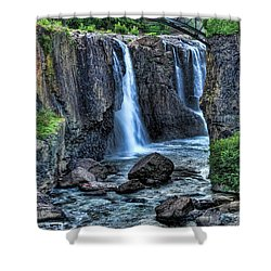 Paterson Great Falls Shower Curtain by Paul Ward
