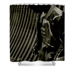 Photo 11 Shower Curtain by Marcin and Dawid Witukiewicz