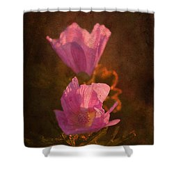 Pink Delight Shower Curtain by Aimelle