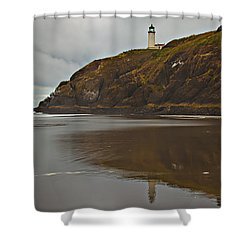 Reflections Shower Curtain by Robert Bales