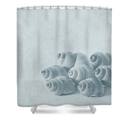 Return To Innocence Shower Curtain by Evelina Kremsdorf