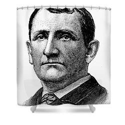 Richard Henry Pratt Shower Curtain by Granger