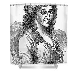 Sally Walker Thompson Shower Curtain by Granger