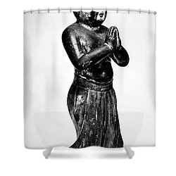 Shotoku Taishi (574-622) Shower Curtain by Granger
