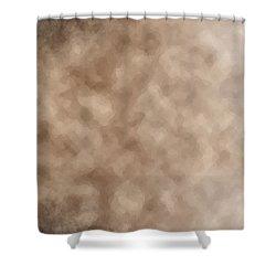 Shrouded Mystery Shower Curtain by Christopher Gaston