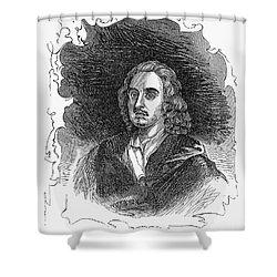 Sir Henry Vane (1613-1662) Shower Curtain by Granger