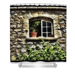 South Of France 2 Shower Curtain by Mauro Celotti
