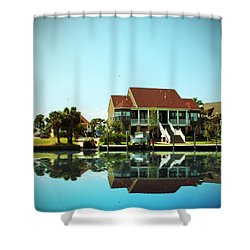 Southern Living Shower Curtain by Barry Jones