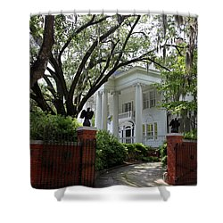 Southern Living Shower Curtain by Karen Wiles