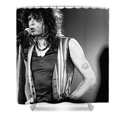 Steven In Spokane 1 Shower Curtain by Ben Upham