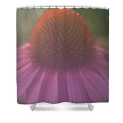 Sultry Shower Curtain by Susan Herber