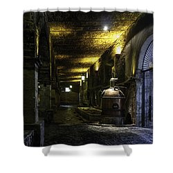 Tequilera No. 2 Shower Curtain by Lynn Palmer