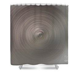 The Center Of Tornado Shower Curtain by Ausra Huntington nee Paulauskaite
