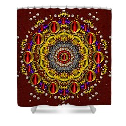 The Most Beautiful Shower Curtain by Pepita Selles