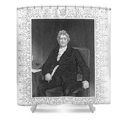 Thomas Clarkson (1760-1846) Shower Curtain by Granger