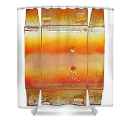 Turner Box Two Shower Curtain by Charles Stuart