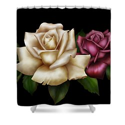 Unity Shower Curtain by Cheryl Young