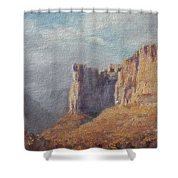Utah  Shower Curtain by Mia DeLode