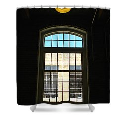 Windows  Shower Curtain by Sandi OReilly