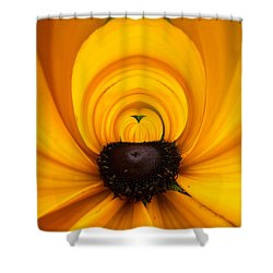 Yellow 2 Shower Curtain by Jouko Lehto