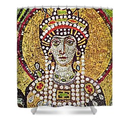 Theodora (c508-548) Shower Curtain by Granger