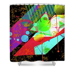 Coming Home Shower Curtain by Don Kuing