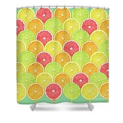 Fresh Fruit  Shower Curtain by Mark Ashkenazi