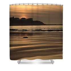 Hampton Beach New Hampshire Usa  Shower Curtain by Erin Paul Donovan