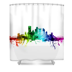 Pittsburgh Shower Curtains For Sale