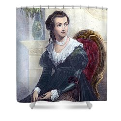Abigail Adams (1744-1818) Shower Curtain by Granger