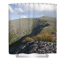 Mount Washington - New Hampshire Usa Shower Curtain by Erin Paul Donovan