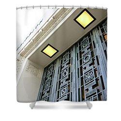 Untitled Shower Curtain by Chiara Corsaro