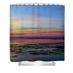 Shower Curtain featuring the photograph A Change Of Season by Thierry Bouriat