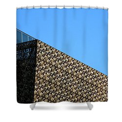 African American History And Culture 2 Shower Curtain by Randall Weidner