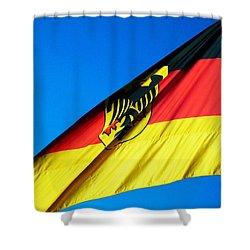 Allemagne ... Shower Curtain by Juergen Weiss