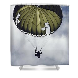 An Armed Forces Of The Philippines Shower Curtain by Stocktrek Images