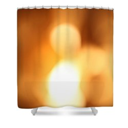 Angel Within Shower Curtain by Amanda Barcon